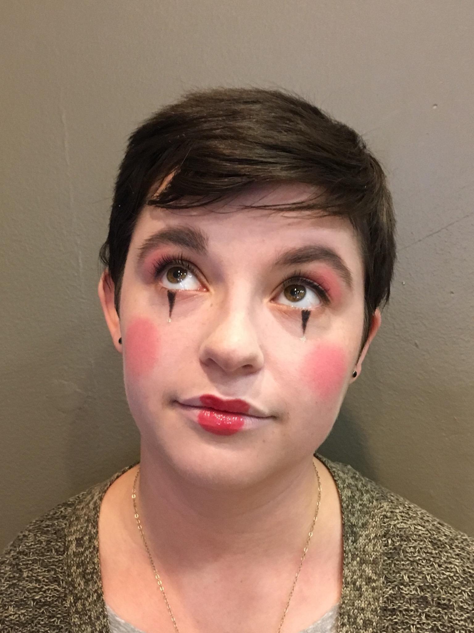 One More Makeup Idea Bare